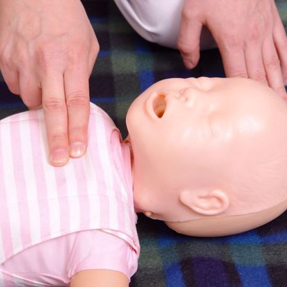 Paediatric Emergency First Aid Training Course
